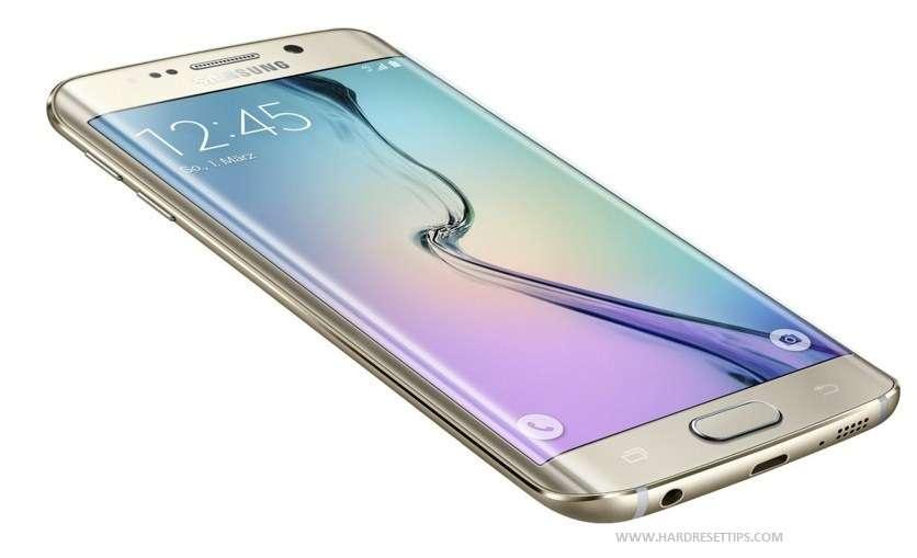 Samsung factory reset Galaxy S6 edge